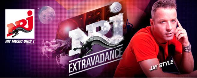 NRJ Extravadance leader le samedi de 21h à minuit
