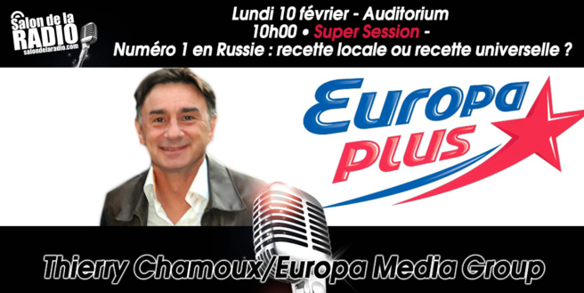 Thierry Chamoux, la French Touch d'Europa Plus