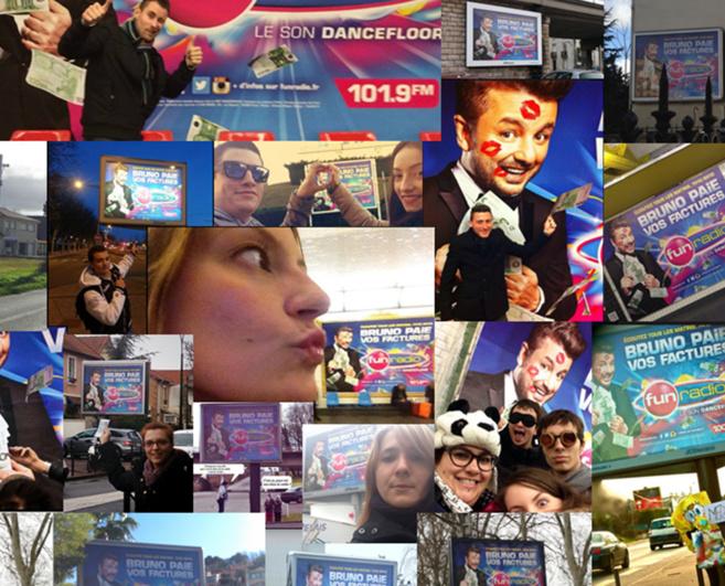 """L'émission matinale """"Bruno dans la Radio"""" attire chaque matin 1 839 000 auditeurs entre 6h et 9h"""