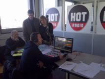 L'antenne de Hot Radio a repris ce matin