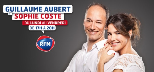 Interview : RFM au salon de la radio (podcast)