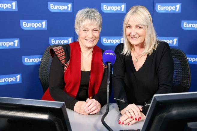 Les voix de Simone et Julie dans un message