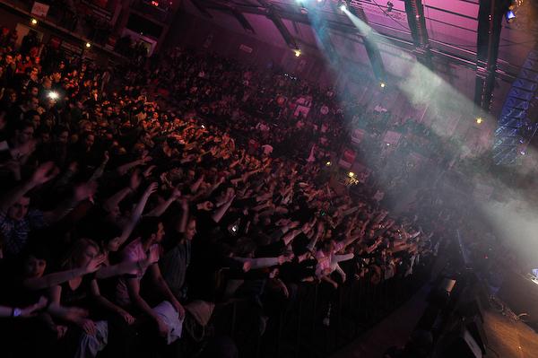 Le Contact Live Party à Beauvais.