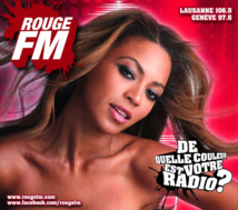 Rouge FM élue meilleure radio francophone privée