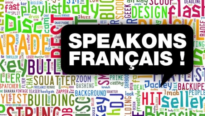 "Au micro ""Speakons français"" !"