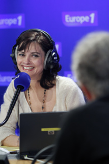 Caroline Dublanche la confidente © Storybox Photo / Europe 1