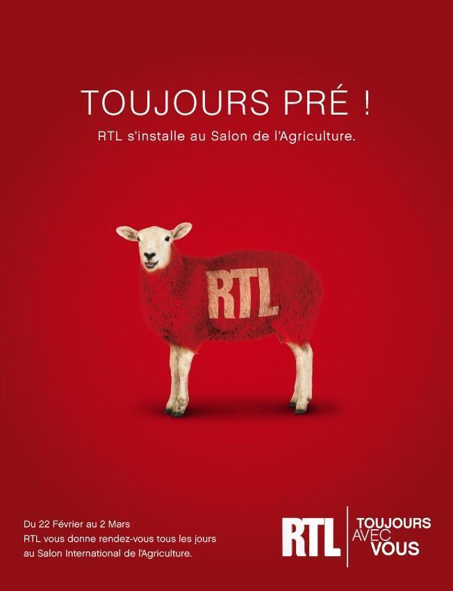 Les animaux de RTL