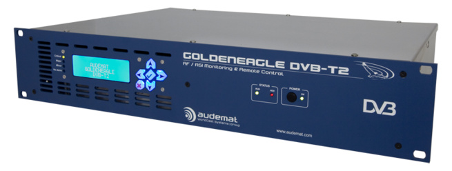 GoldenEagle surveille le signal
