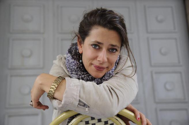 """la journaliste Giulia Foïs de """"Point G comme Giulia"""" du lundi au vendredi de 19h30 à 20h30"""