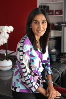 Maryam Salehi directeur délégué à NRJ Group présente aux Radiodays Europe ce lundi matin