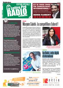 La Lettre Pro de la Radio : découvrez le n° 55