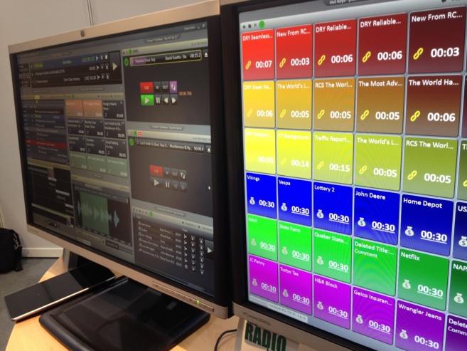 Les systèmes RCS forcément en bonne place aux Radiodays Europe