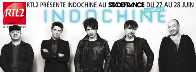 RTL2 passe en mode Indochine