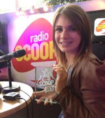 Lise, la gagnante du Génération Scoop Rock 2014