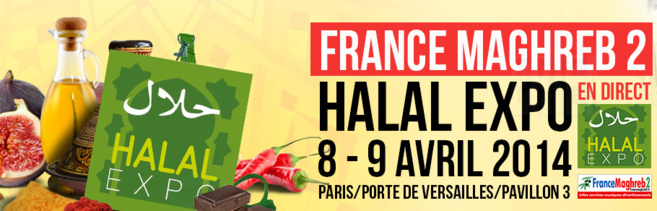 France Maghreb 2 au Paris Halal Expo