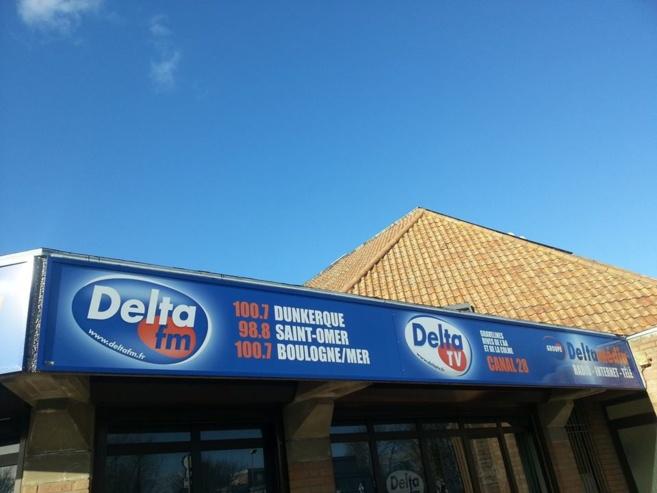 Ciel bleu pour Delta FM