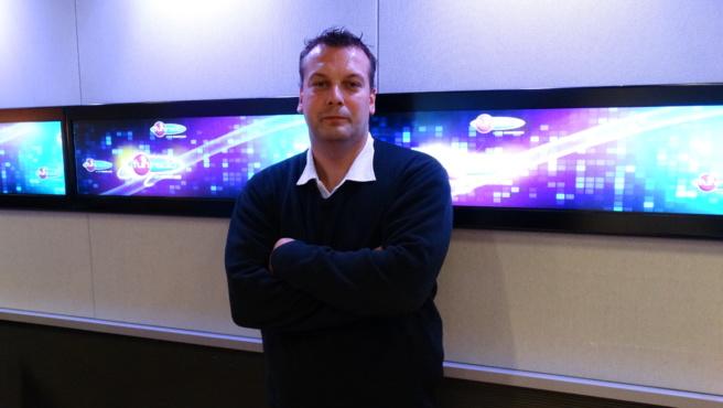 David Tartar réalise les Power Intros de Fun Radio