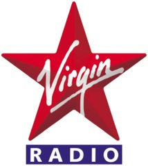 Virgin Radio : 2,2 millions d'auditeurs