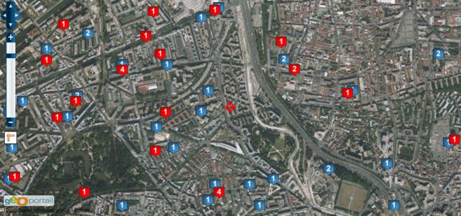 Un exemple de déploiement dans le 16ème arrondissement à Paris