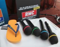 RMC aux couleurs brésiliennes