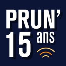 Ce week-end, Prun' a 15 ans