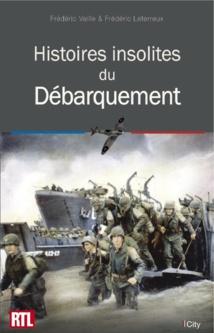 Un ouvrage sur le D Day par Frédéric Veille