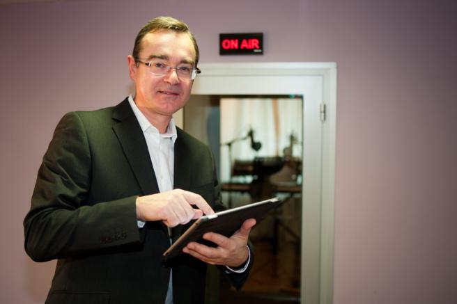 Frédéric Courtine, directeur général associé à Mediameeting