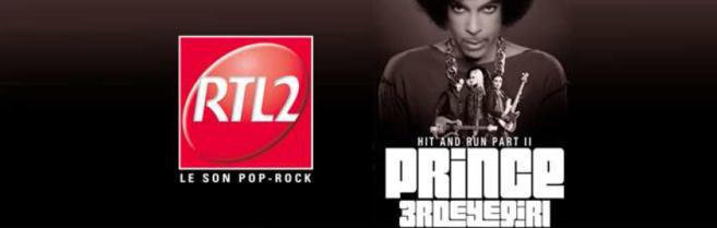 RTL2 en mode Prince