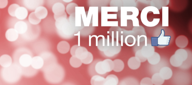 Un million de fans pour RFI sur Facebook