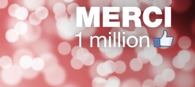 Un million de fans pour RFI sur Facebook