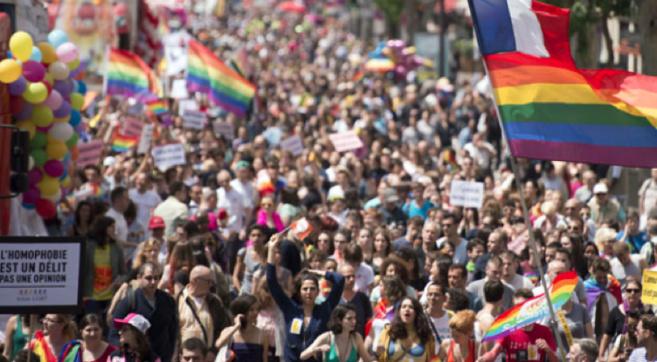 Paris : la Marche des Fiertés