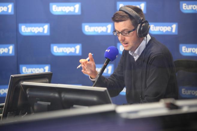 Maxime Switek à la tête d'Europe 1 week-end