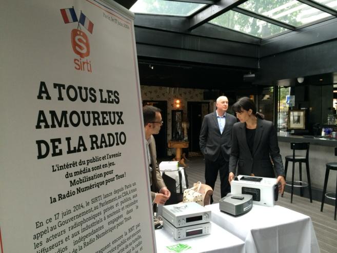 """Le SIRTI lance son """"Appel du 17 juin"""""""