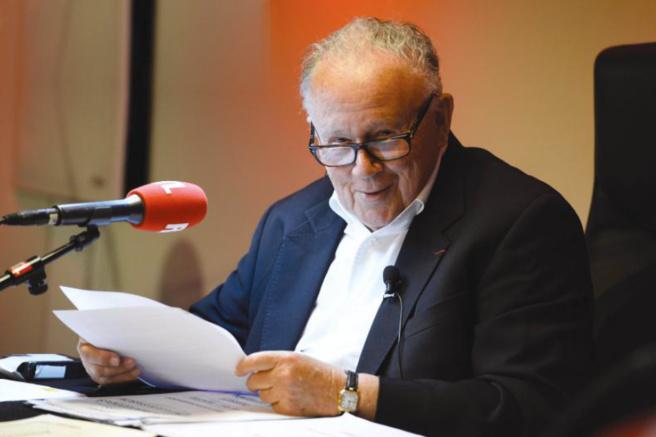 """Philippe Bouvard devrait animer """"Allô Bouvard"""" chaque week-end de 11h30 à 12h30 © Elodie Grégoire pour RTL"""