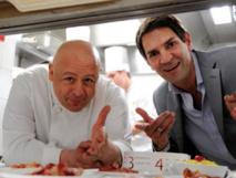 Les plats incontournables d'hier à aujourd'hui, les vendredis à 9h45, à 12h15 et à  18h45 avec Thierry Marx et Bernard Thomasson