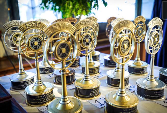 Radio France récompensée à New York