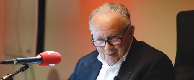 Philippe Bouvard ne veut pas encore prendre sa retraite