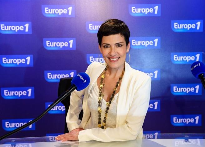 Sur le pont également, Cristina Cordula, jusqu'au 11 juillet à 12h15  ©Capa Pictures - Europe 1
