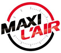 Maxi L'air réorganise ses activités