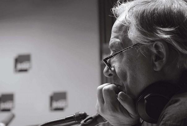 Daniel Mermet © Christophe Abramowitz