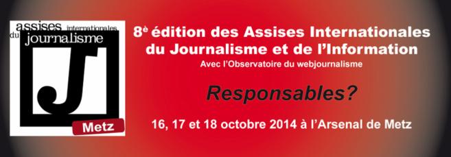 """La """"responsablité"""" des journalistes"""