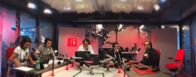 RFI : audience en hausse à Paris