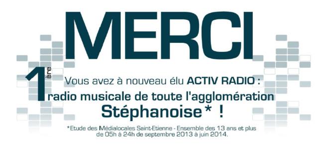 Activ : première musicale à Saint-Etienne