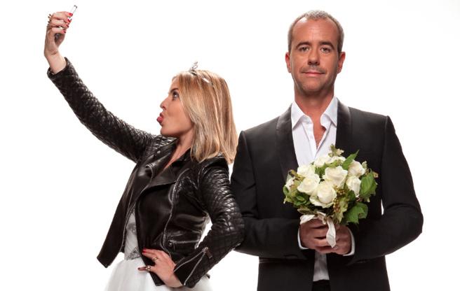 Cette saison, Justine Fraioli et Bruno Roblès ont gagné 270 000 auditeurs. Chaque matin sur RFM, ce duo est écouté par 1 251 000 auditeurs  © Alex Mahieu