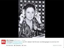 Une grande voix s'est éteinte samedi. RTL lui a rendu hommage.