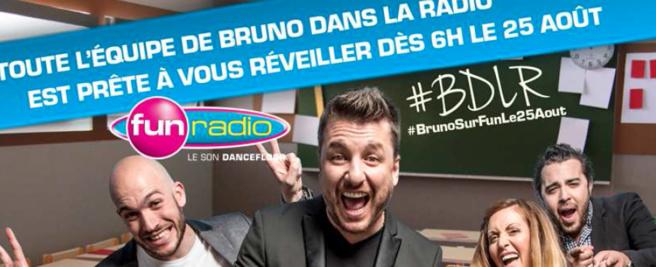 Bruno Guillon : nouvelle rentrée sur Fun