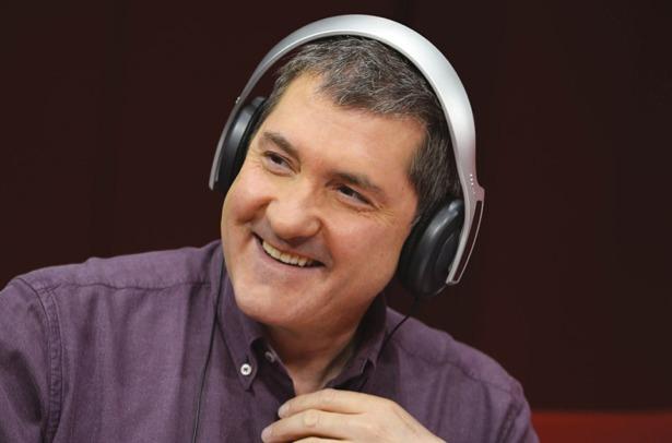 """Yves Calvi présentera la matinale de """"RTL"""" à partir du lundi 25 août © Elodie Grégoire"""