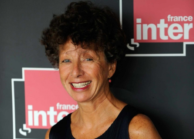 """France Inter restera fidèle à ses valeurs"" promet Laurence Bloch, directrice de France Inter © Radio France / Christophe Abramovitz"