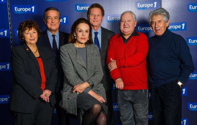 Voici le Club de la presse d'Europe 1
