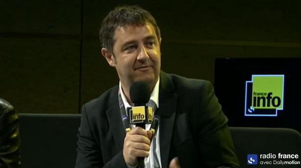 """Laurent Guimier le patron de France Info veut privilégier """"les fondamentaux de l'information"""""""
